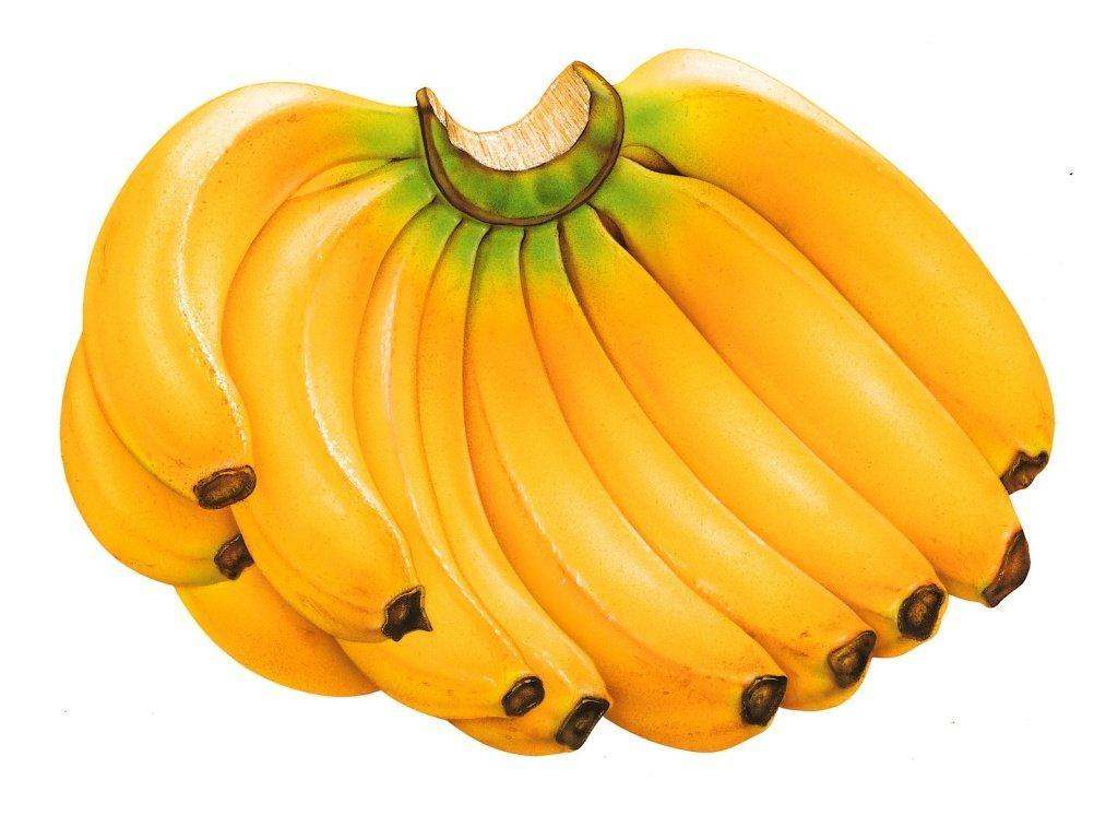 Winter-fruits-for-Kids-Banana