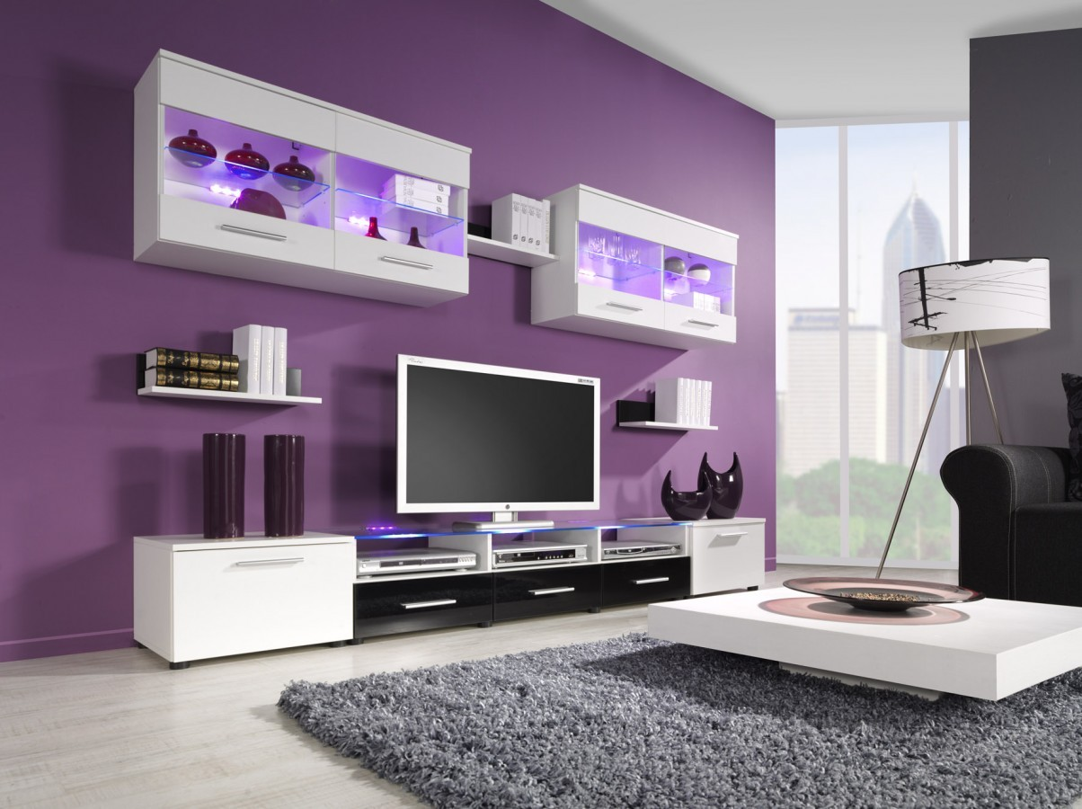 purple-living-room-For-decorating-home-design-with-a-minimalist-idea ...