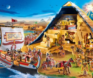Romans and Egyptians_Scene
