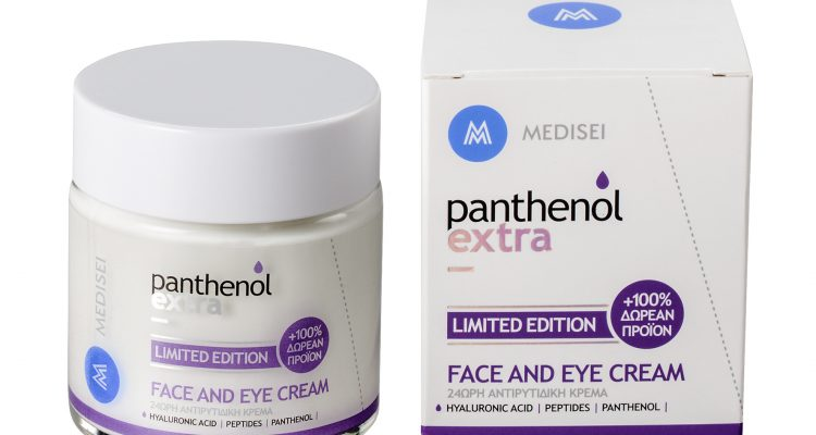 Panthenol Extra Face+Eye Cream