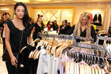 Forever 21 VIP Event With Minnie Mouse And Guests