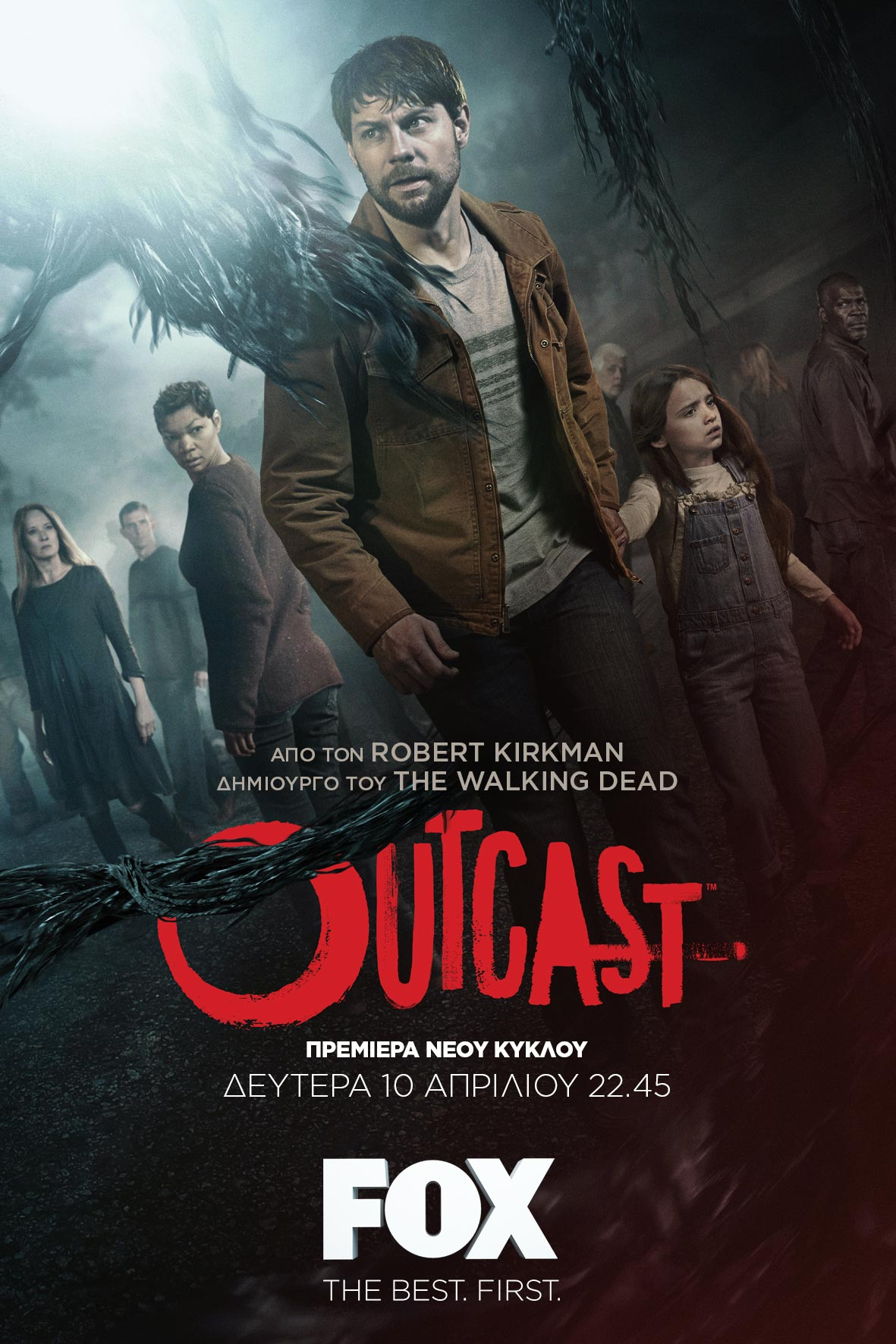 FOX_Outcast (Poster)