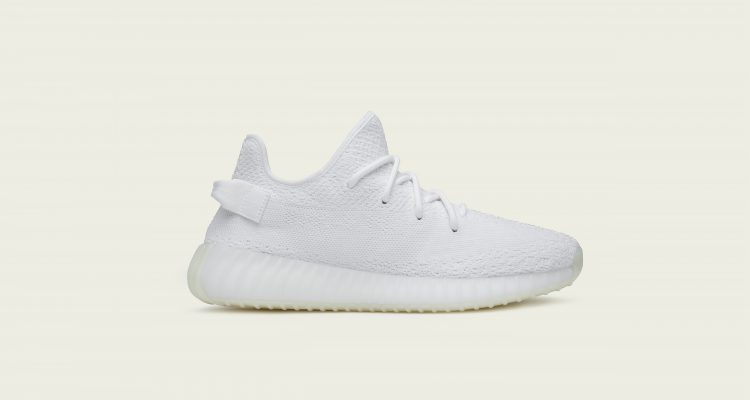YEEZYBOOST 350 V2 Cream White_Adult