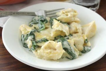 tortellini-spinach-cream