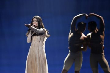 Rehearsals - 62nd Eurovision Song Contest