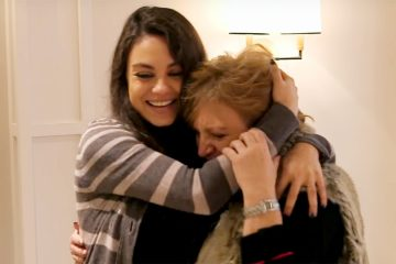 My Houzz: Mila Kunis' Surprise Renovation for Her Parents