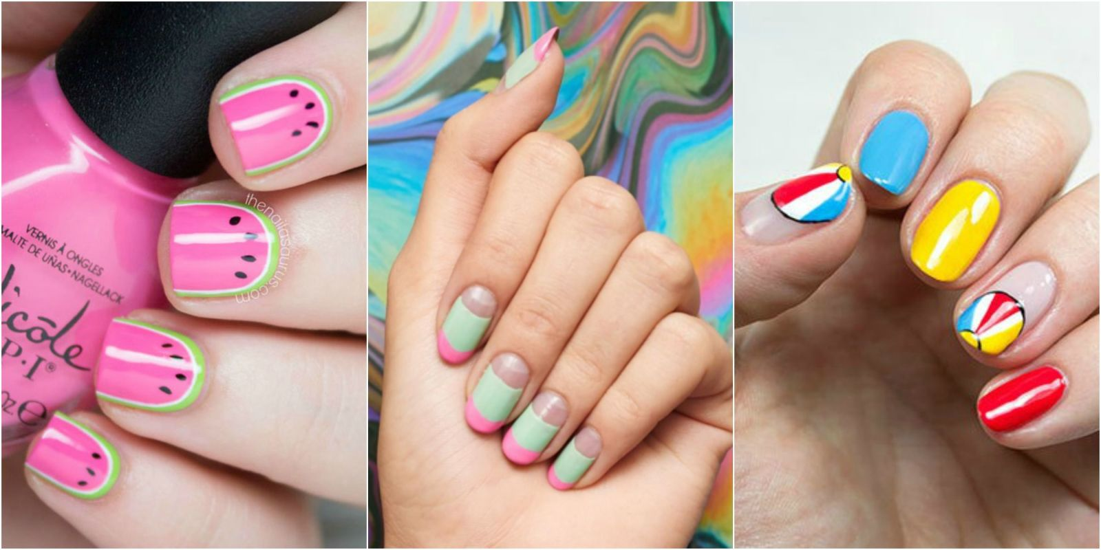 Nail Art Archives Thats Life Life As It Is
