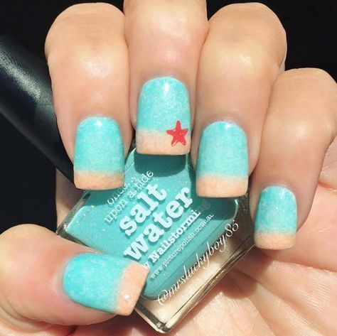 nails-beach-french