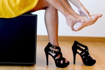 Pain From High Heels