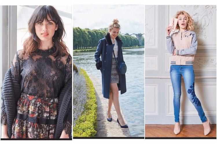 Η Le Grand Méchant Look συλλογή της NAF NAF είναι ένα ταξίδι στη χώρα των  θαυμάτων της μόδας 1b13f100358