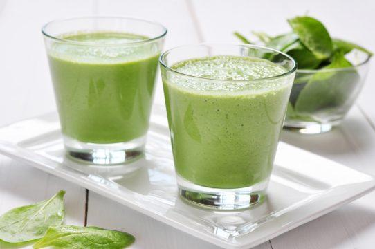 Avocado-Spinach-Smoothie
