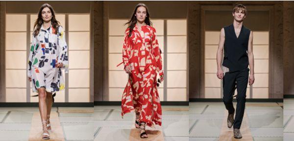 Η παρουσίαση της συλλογής H M STUDIO S S 2018 στην εδβομάδα μόδας του  Παρισιού d1473caebac