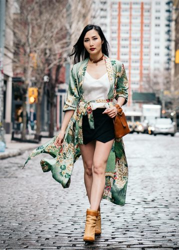 how-to-style-a-silk-robe