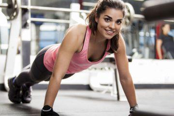 Womens-Fitness-Push-Up