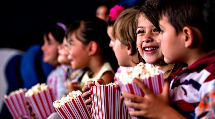 35c96b255c Πάμε σινεμά με τους μικρούς μας φίλους
