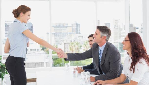 Συνέντευξη για δουλειά όπως τα ραντεβού