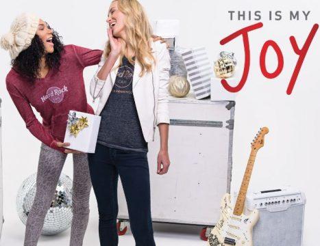 "5dc702e13db2 Το Hard Rock Cafe Athens υποδέχεται την νέα συλλογή ρούχων του ""THIS IS MY  JOY"" στο RockShop! Το Hard Rock Cafe Athens εστιάζει στη σημαντικότητα του  να ..."