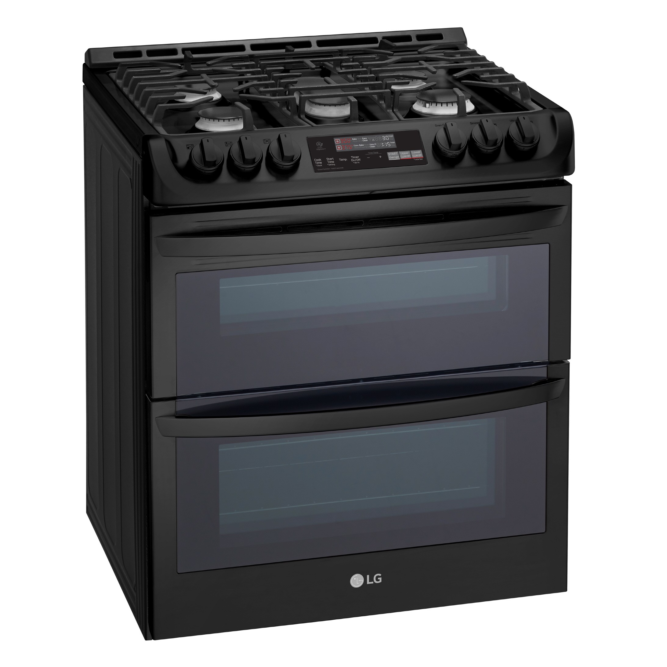 LG Smart Kitchen Oven 2