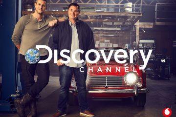 Vodafone TV _ Discovery