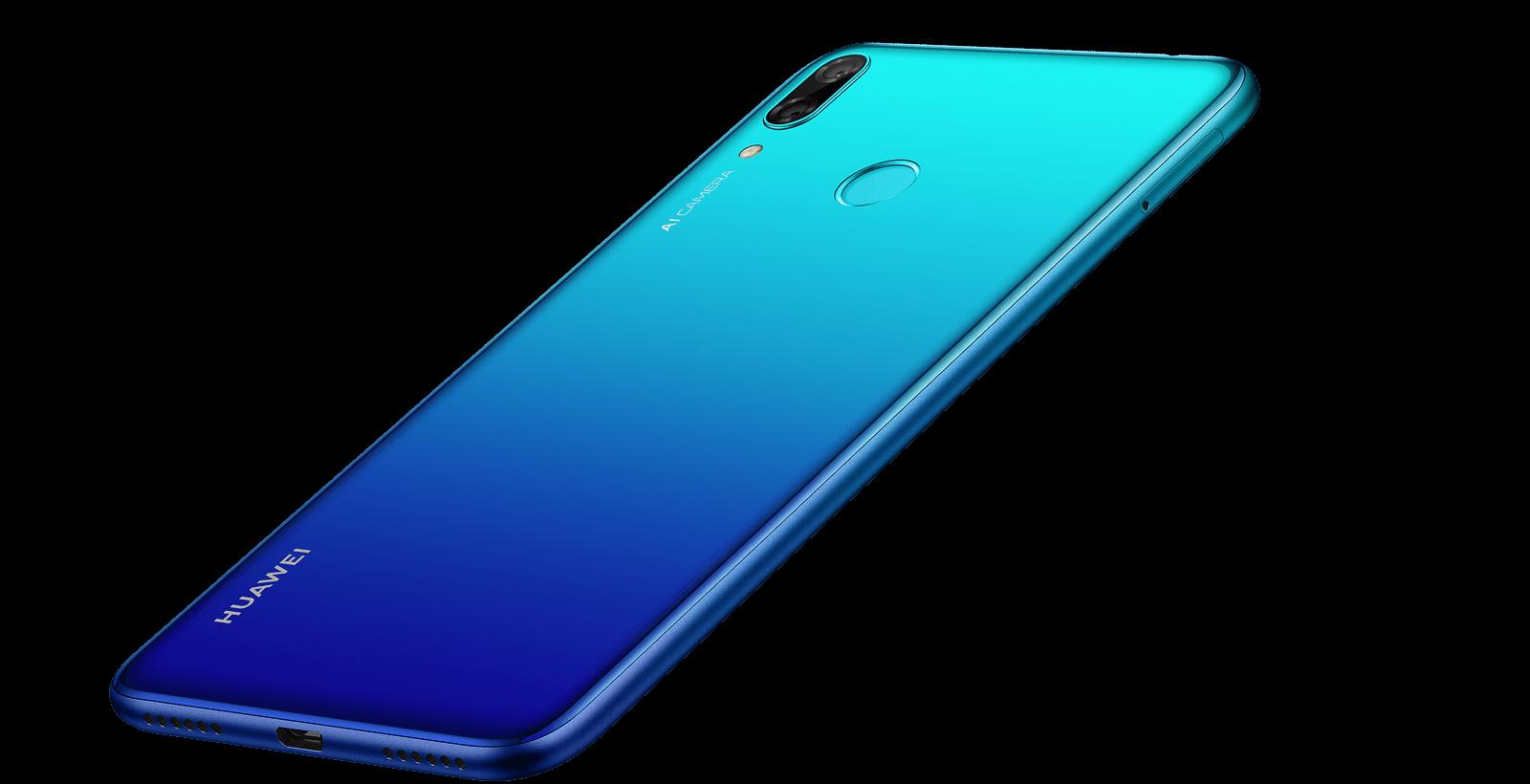 HUAWEI-Y7-2019-design-blue