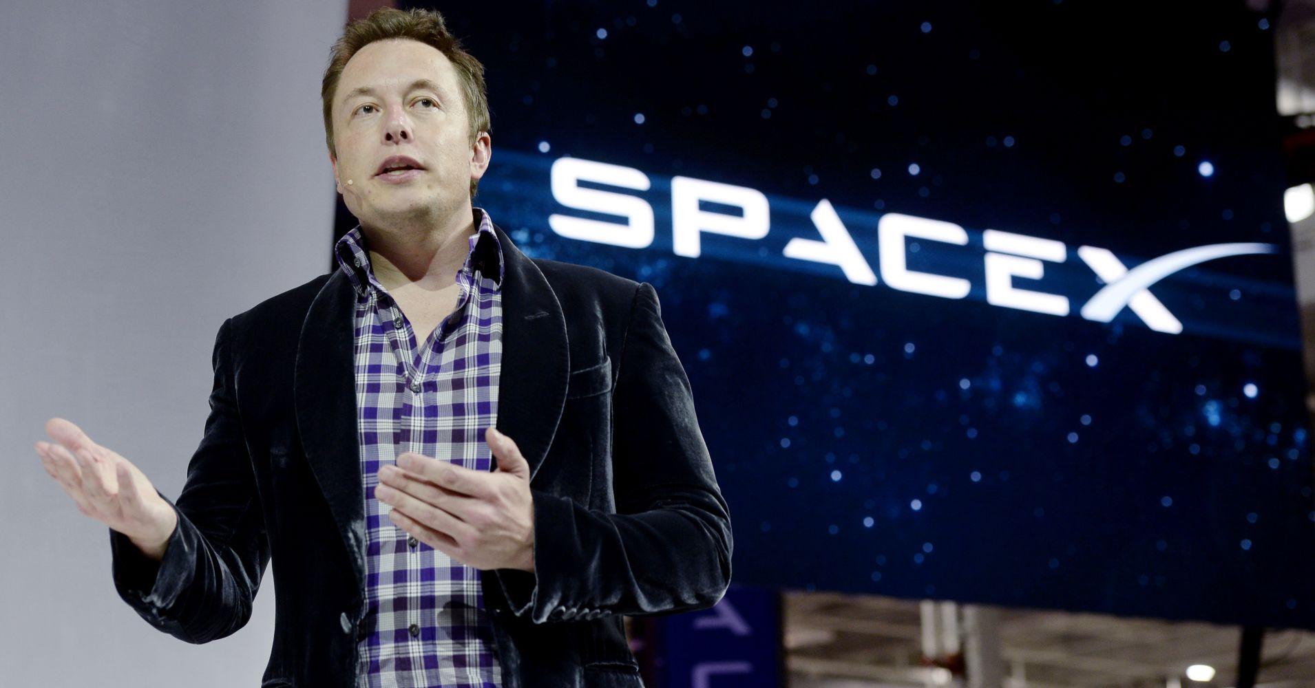 Space X elon Musk1