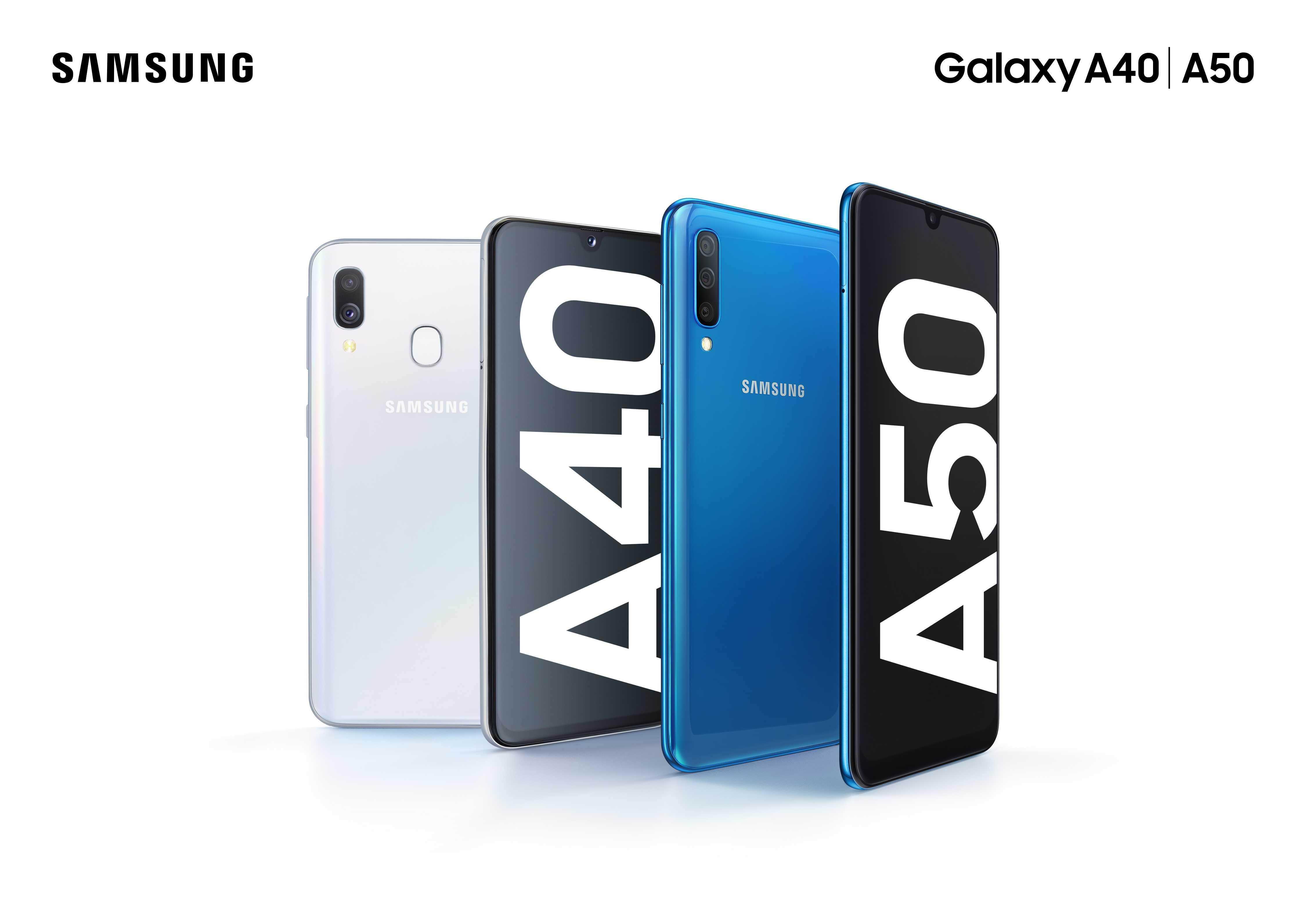 Samsung Galaxy A40-A50