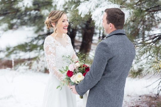 γάμος τον χεμώνα