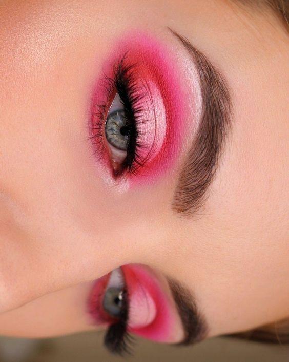 make - up look Αγίου Βαλεντίνου