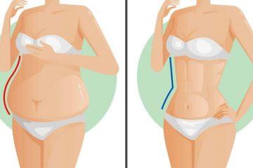 εύκολες ασκήσεις λίπος κοιλιά