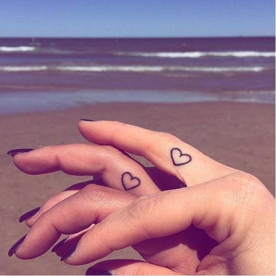 τατουάζ καρδιά