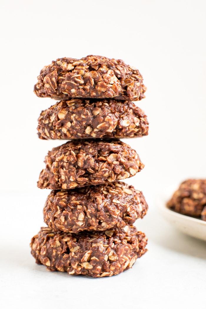 Υγιεινά σοκολατένια μπισκότα