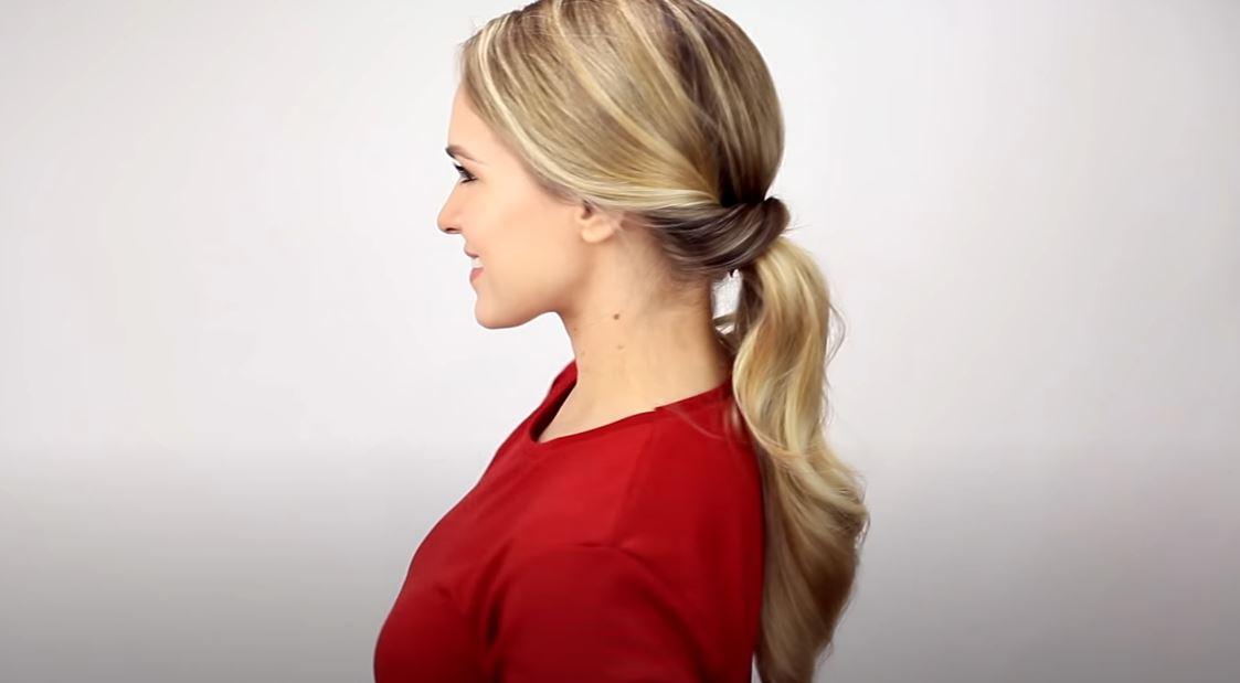 να πιάσεις τα μαλλιά σου
