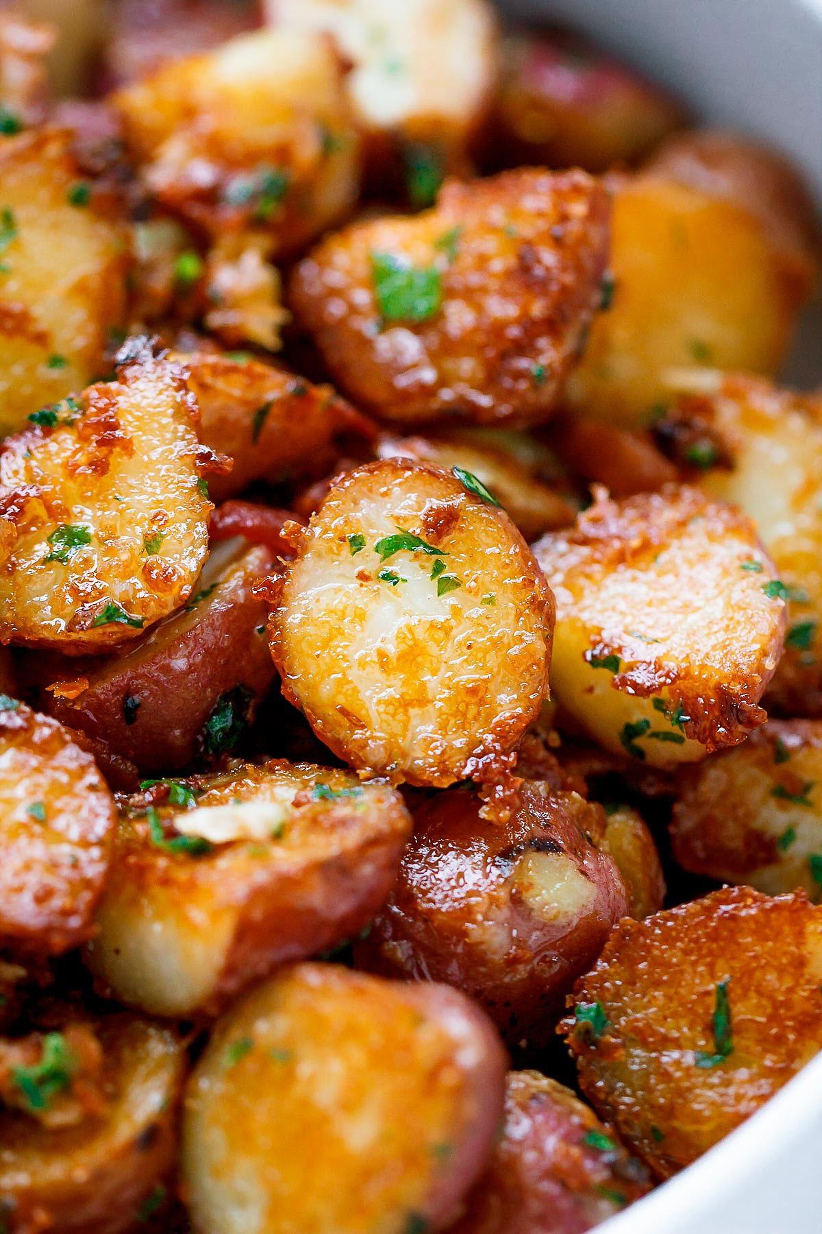 κόκκινες πατάτες