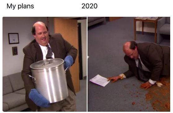 τα σχέδια μου 2020