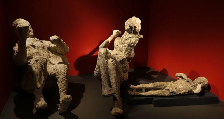 Ζωή και θάνατος στην Πομπηία