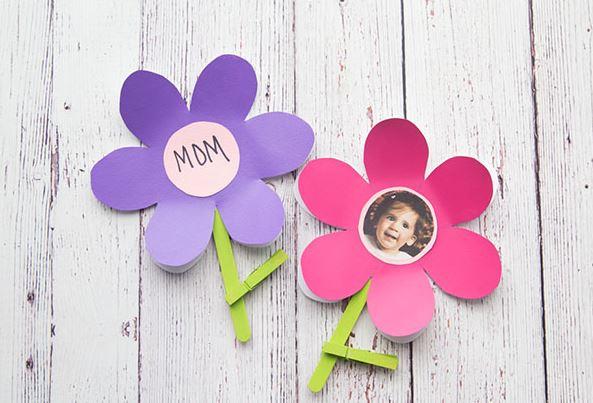 DIY δώρα ημέρα της μητέρας