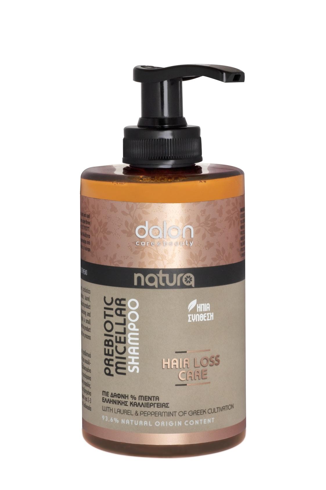 Prebiotic Micellar Shampoos