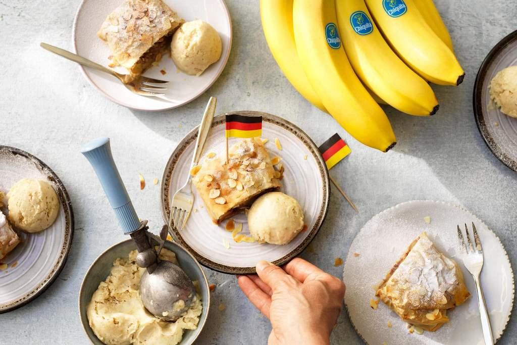 συνταγές με μπανάνα