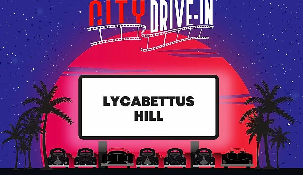 drive in Λυκαβηττός