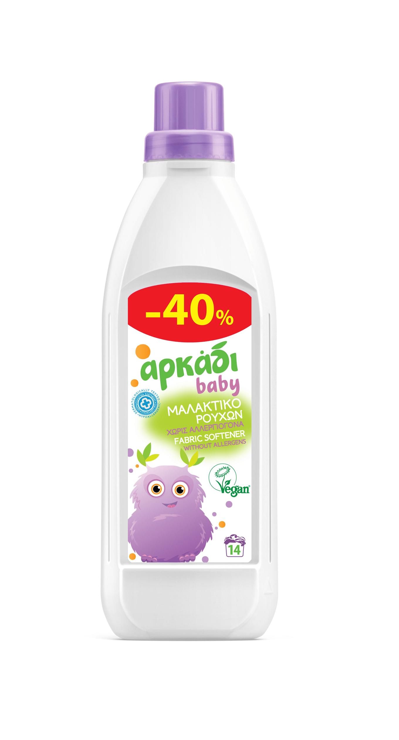 Αρκάδι Baby μαλακτικό υγρό