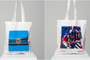 attrattivo shopping bags