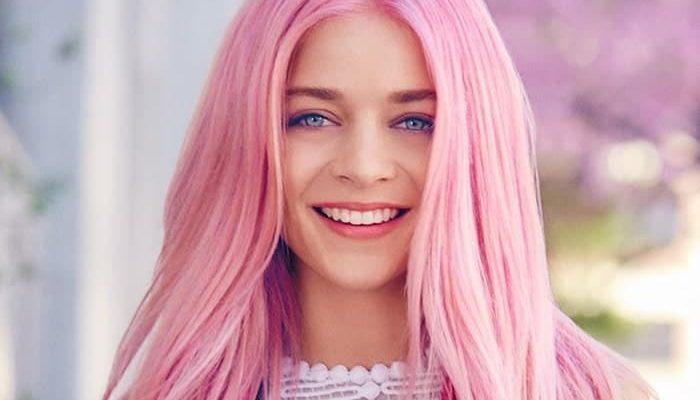 ροζ μαλλιά