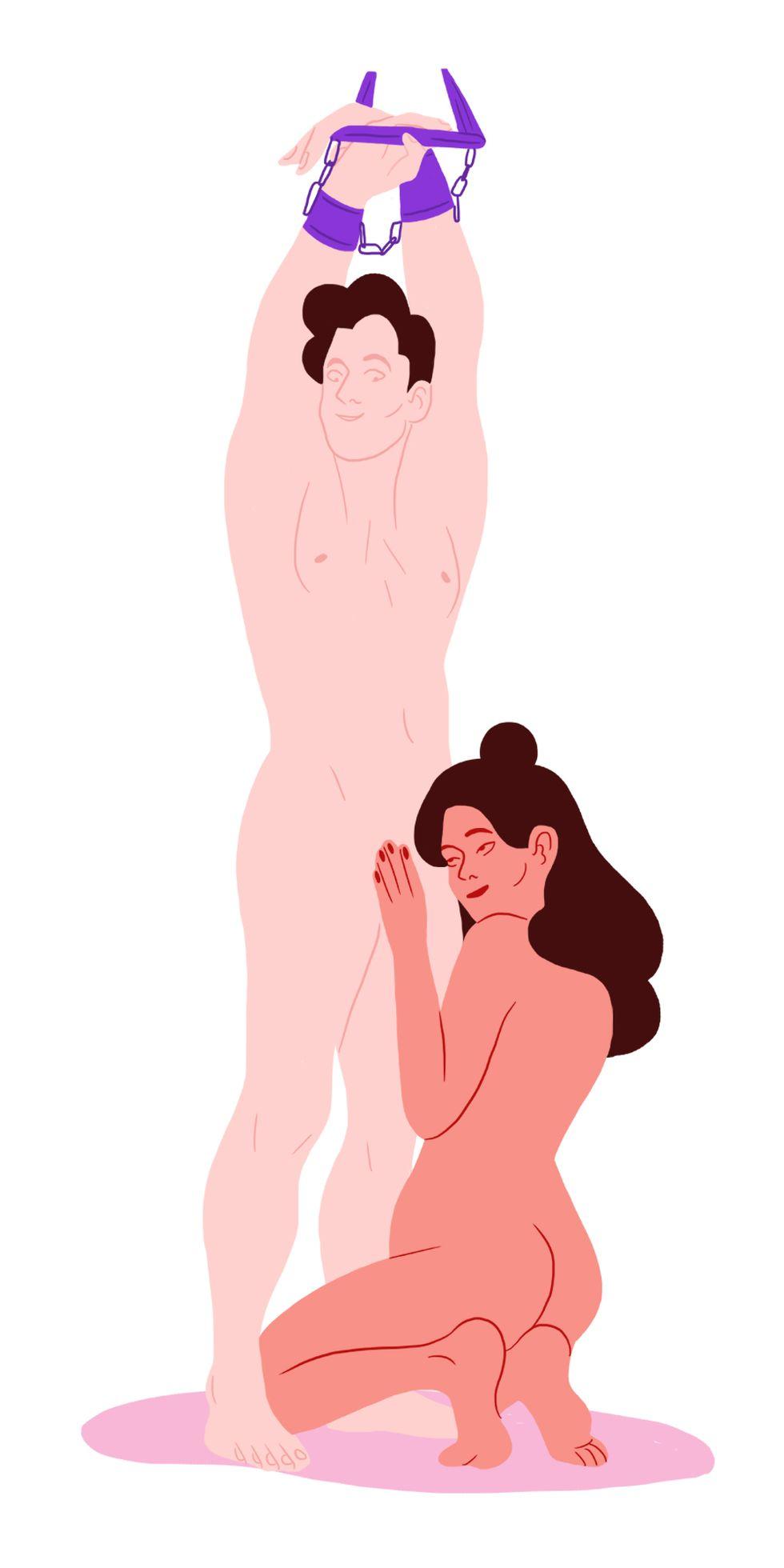 σεξ σχοινιά