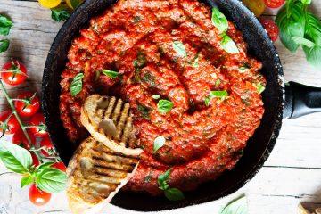 ιταλική σάλτσα ντομάτας