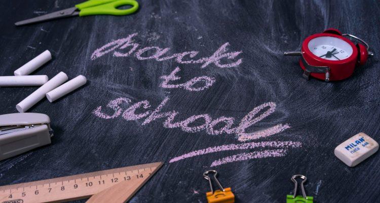 πρώτες μέρες σχολείο