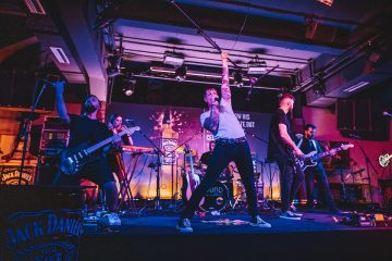 Jack Daniel's συναυλία