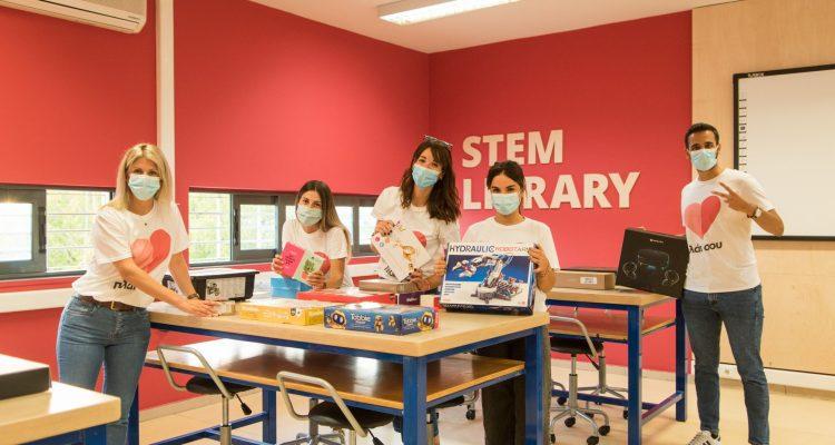STEM Βιβλιοθήκη