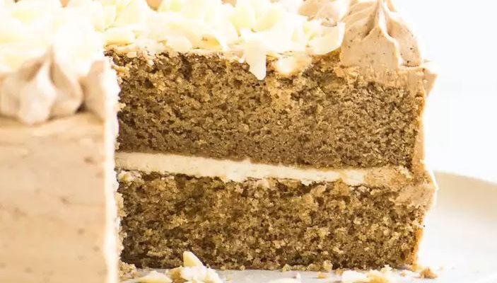 κέικ καπουτσίνο