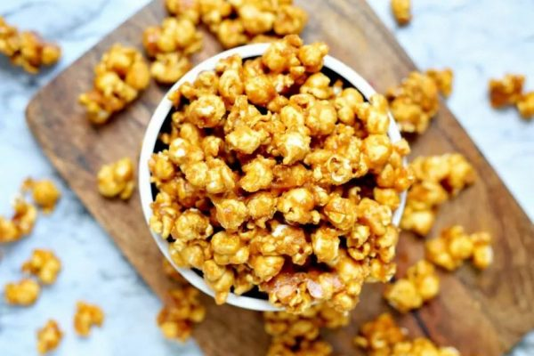 pop corn καραμέλα