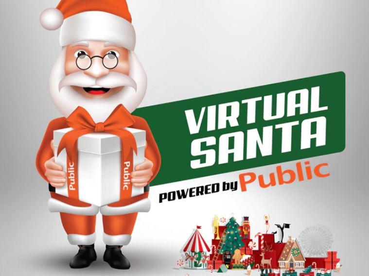 Virtual Santa Public